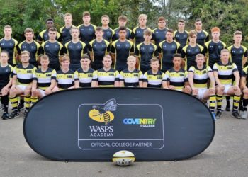 Coventry College Rugby squad