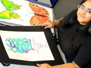 Success for Graphic Designer Gurpreet Bhogal