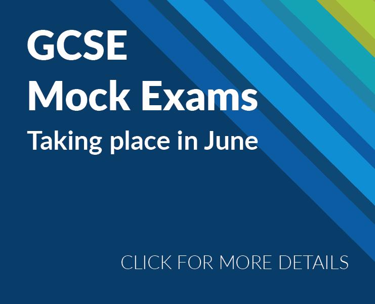 GCSE English and Maths Mock exams
