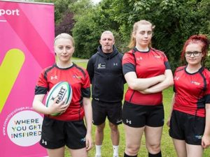 Coventry College launches female rugby programme