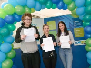GCSE success for Coventry College students