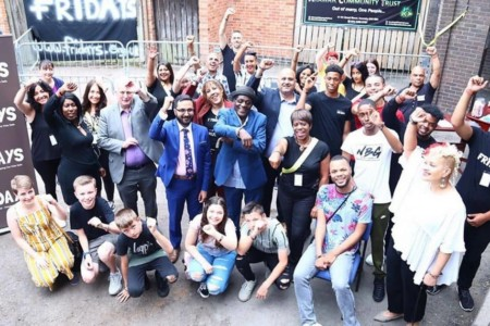 Amazing Initiative by Former Student Intent on Reversing Gun & Knife Crime