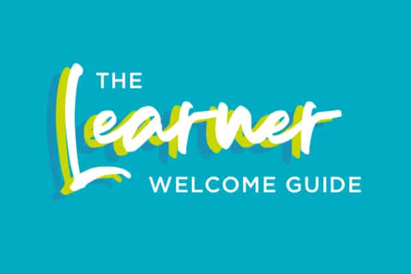 The Learner Welcome Guide