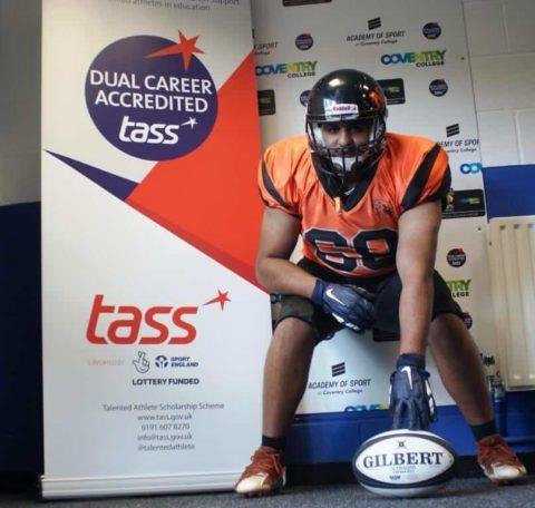 TASS American Football - Amrit Chatha