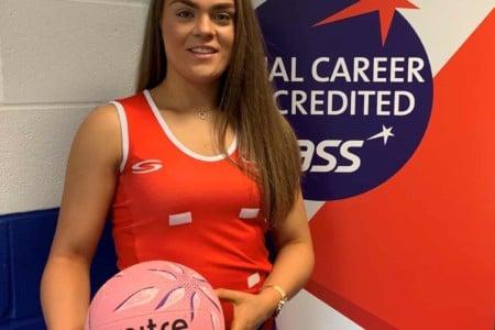 Demi Ponticelli - student basketball player