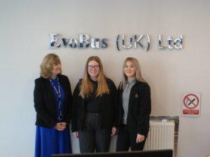 Evobus Apprenticeship success