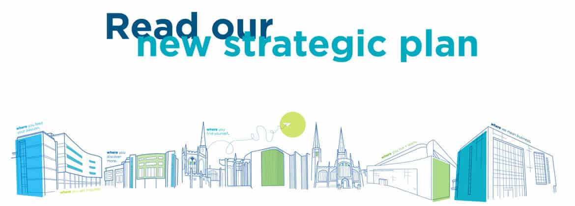 Read our Strategic Plan