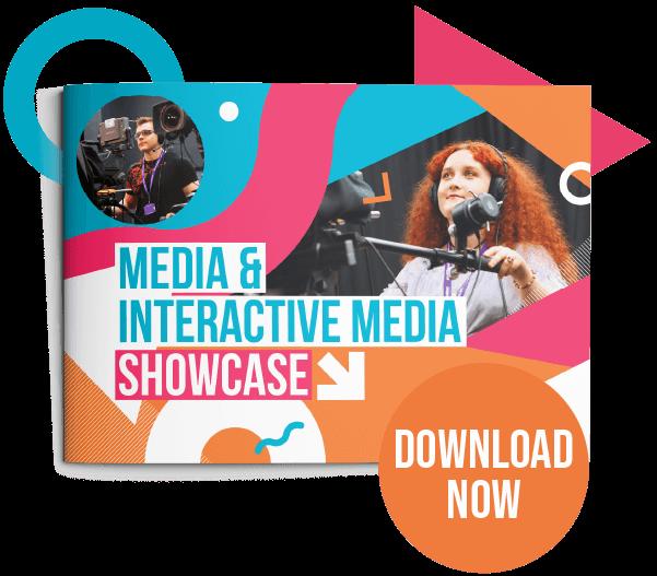 Download Media and Interactive Media showcase PDF