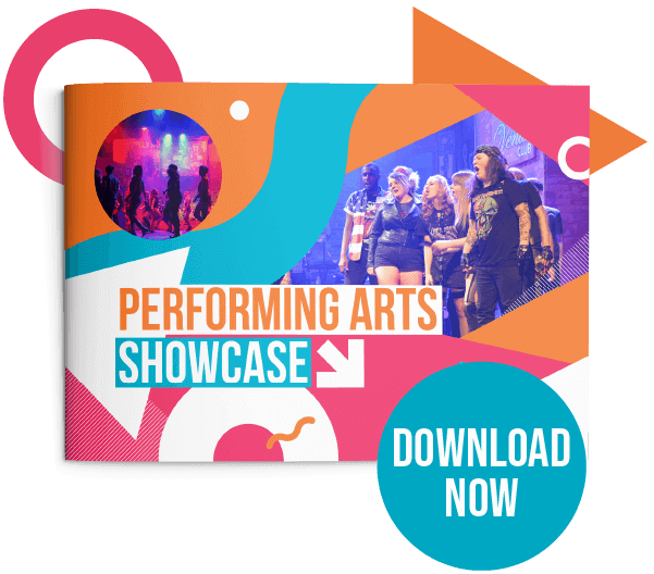 Performing Arts showcase PDF