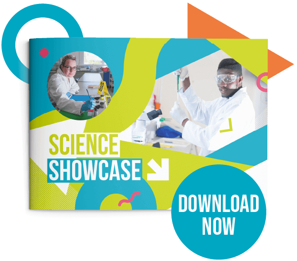 Button to view Science Showcase PDF