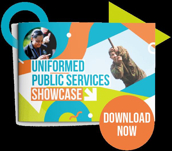 Uniformed Public Services Lookbook PDF