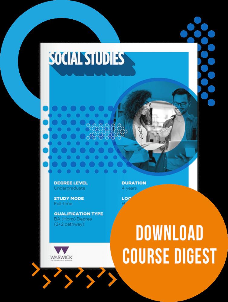 Course digest for Social Studies