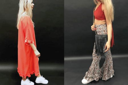 Outfits designed by Natasha McCarthy