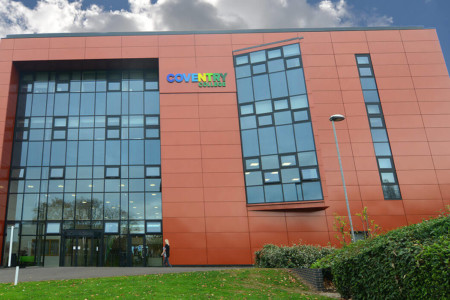 Coventry College Henley Campus building