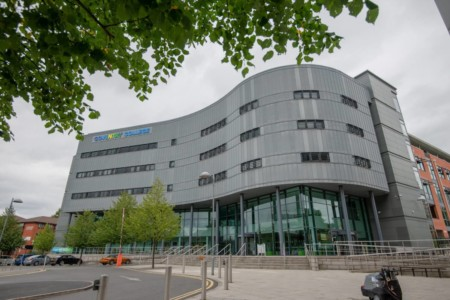 Coventry College City Campus building