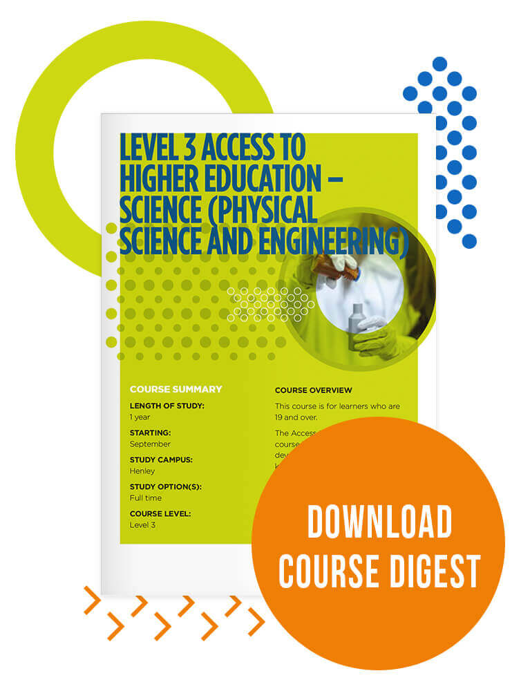Download Physical Science & Engineering Course Digest