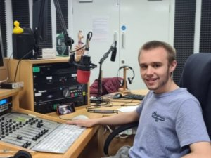 College student with Autism has Taken a Step Closer to Becoming a Full-time Radio Presenter