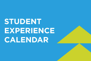 Button to download Student Experience Calendar 2021