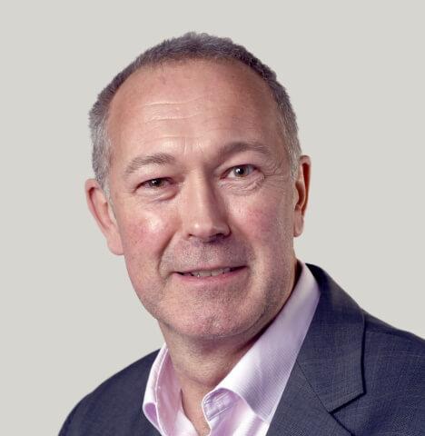 Simon Eaton, Vice Principal Finance & Resources