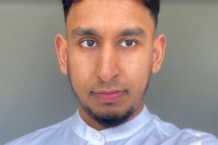 Abdul Miah is tapping into his cyber security knowledge to help apprentices unlock their potential.
